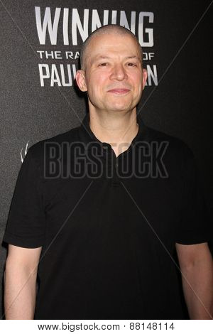 LOS ANGELES - FEB 16:  Jim Norton at the