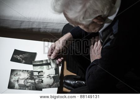 Looking At Photos