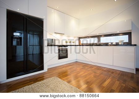 Open Luxury Kitchen