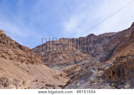 Mosaic Canyon In Death Valley