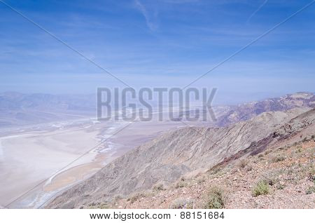 Dante's View In Death Valley