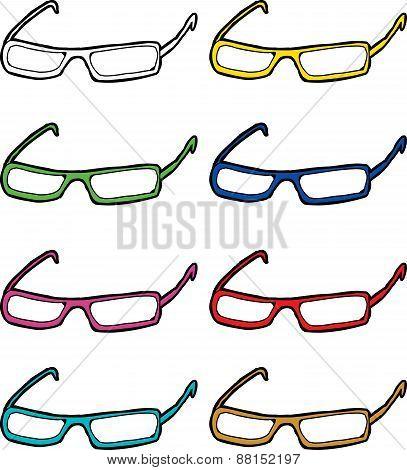 Various Eyelgasses