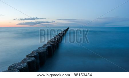 Baltic Sea, Zingst, Germany