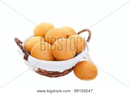 Basket Of Buns