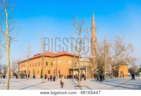 The Seljuk Mosque