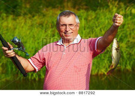 Successful Catch