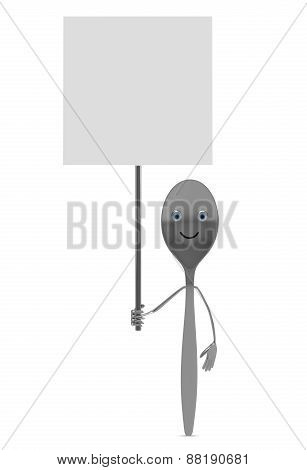 Spoon Character