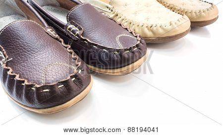 Leather Lady Shoe