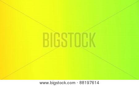 Bright Yellow-green Background In High Contrast