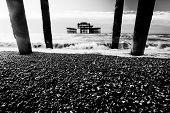 picture of derelict  - Brighton - JPG