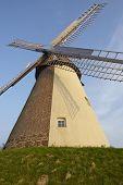 stock photo of windmills  - The windmill Suedhemmern  - JPG