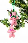pic of gingerbread man  - Decoration for Christmas - JPG