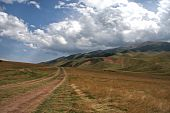 image of assis  - Highland plateau Assy on the territory of Kazakhstan - JPG
