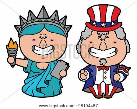 Amercan Simbols