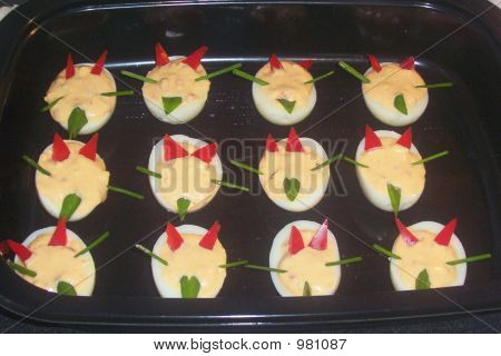 Real Deviled Eggs