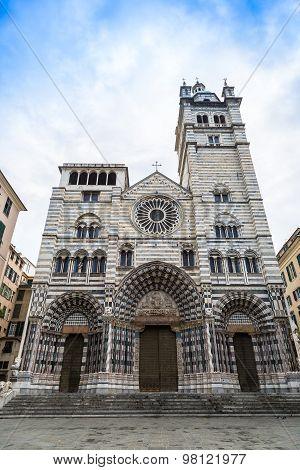 Cattedrale Di San Lorenzo  In Genova