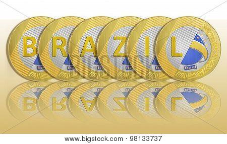 Brazilian Coins