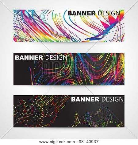Set of Flyer, Brochure Design Templates.