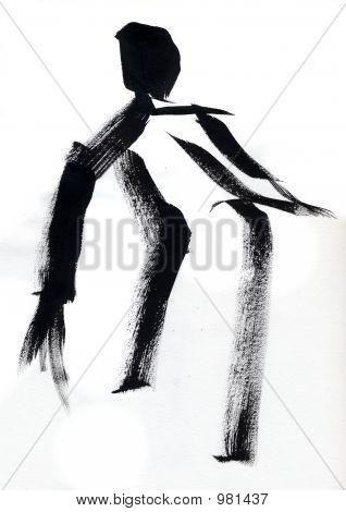 Ink Figure