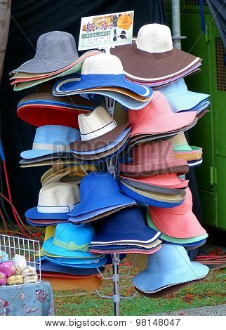 Selling Hats Made From Paper