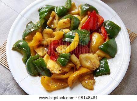Fried chilli