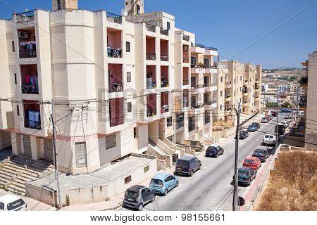 Buggiba, Malta