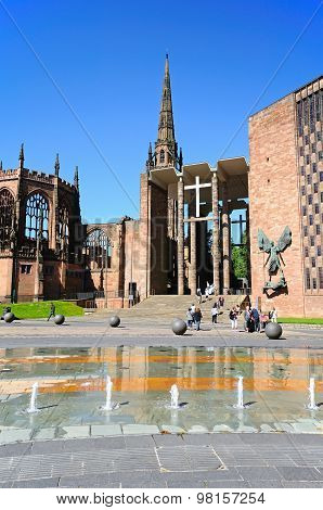 Coventry Cathedral.