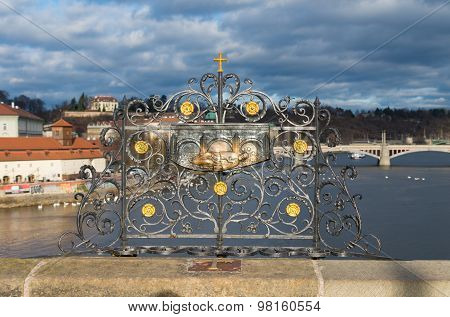 Charles Bridge Decoration