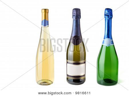 Bottle Champagne