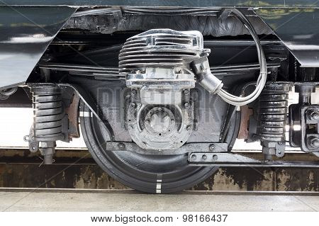 Passenger Trains Transmission Tires