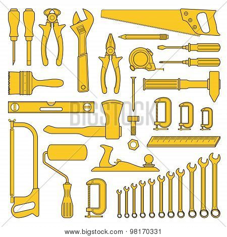 Set Tools For Repair