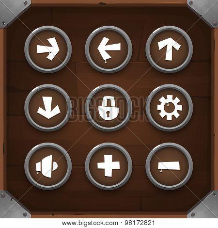 Game Icons Set 1