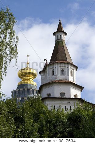 New Jerusalem Monastery In Istra, Russia