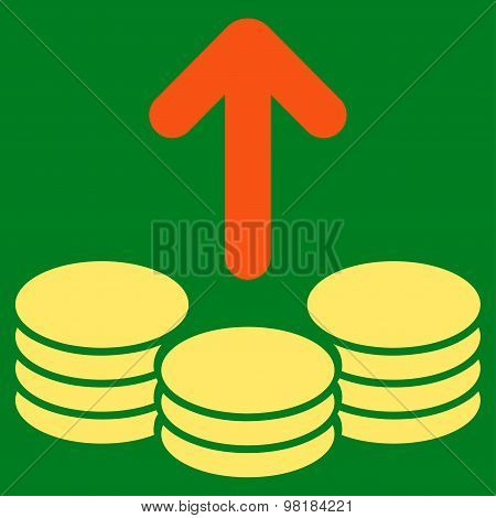 Payout Icon from Commerce Set