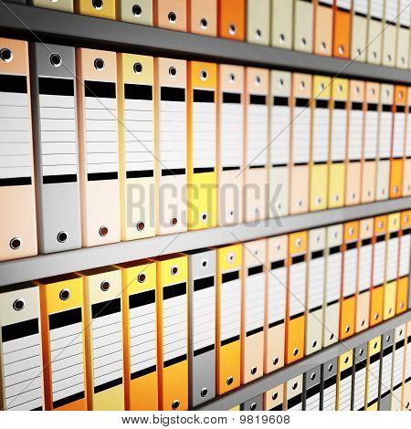 Archivo de la carpeta