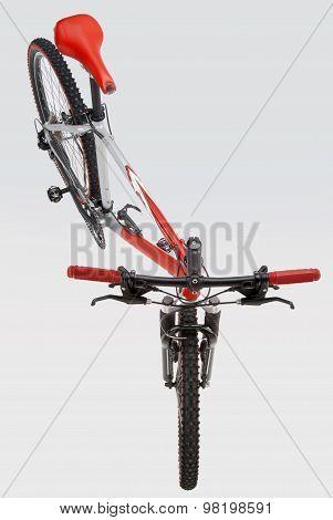 Mountain Bike Top View