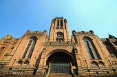 Постер, плакат: Liverpool Anglican Cathedral