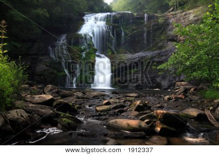 Bald River Waterfall 2