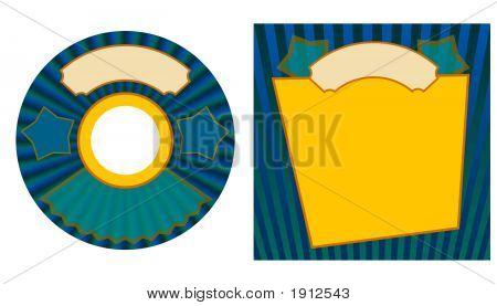 Cd-Package Bluestripes