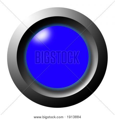 Blue Light Button