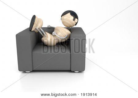 Boy Sit