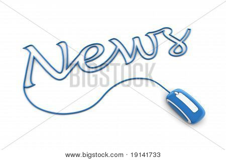 Browse The Shiny Blue News Cable