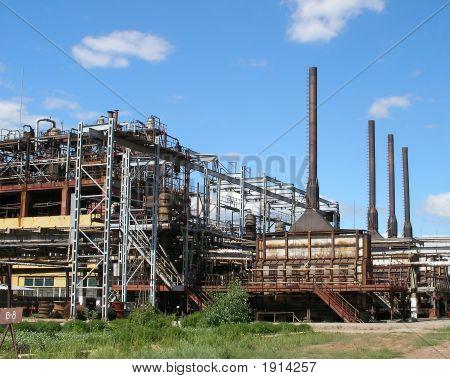 Reactors Of Pyrolysis