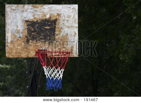 Usa Basketball Backboard