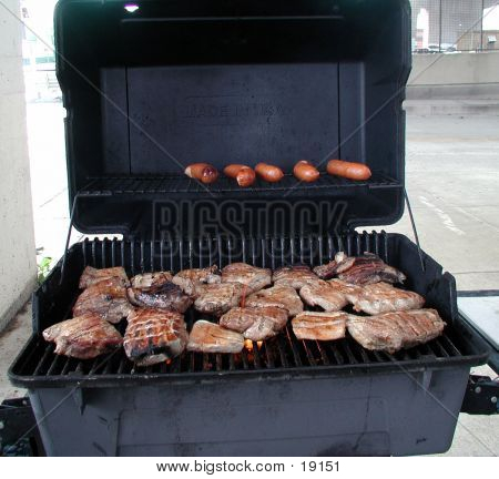 Tailgating Meat
