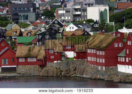 Colorful Torshavn