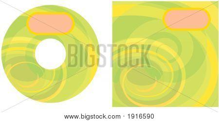 CD remolinos verde
