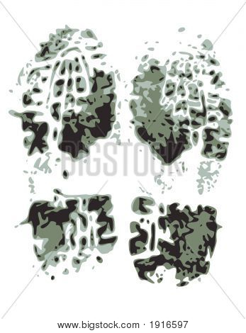 Muddy Prints