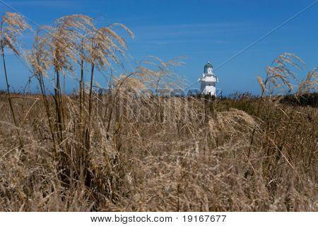 Waipapa Lighthouse - New Zealand