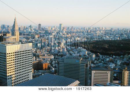 Tokyo City-Scape